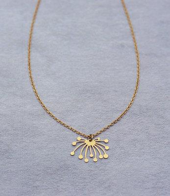 Korte lotus ketting